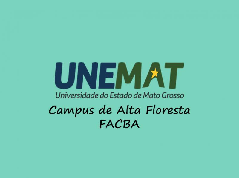 Edital n° 012/2019-UNEMAT: Processo Seletivo Simplificado para contratação temporária de Professor da Educação Superior para o Campus de Alta Floresta – FACBA
