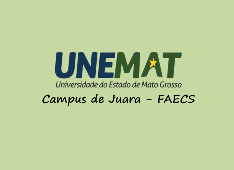 Edital n° 009/2019-UNEMAT: Processo Seletivo Simplificado para contratação temporária de Professor da Educação Superior para o Campus de Juara – FAECS