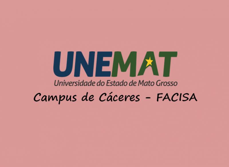 Edital n° 008/2019-UNEMAT: Processo Seletivo Simplificado para contratação temporária de Professor da Educação Superior para o Campus de Cáceres – FACISA