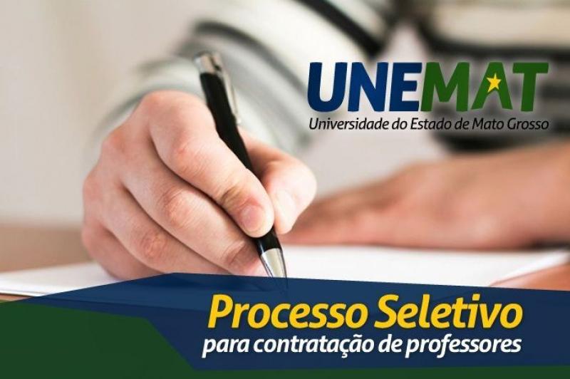 Edital n° 014/2019-UNEMAT: Campus de Cáceres – FACEL